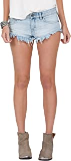 Volcom Womens Volstone Micro Mini Short