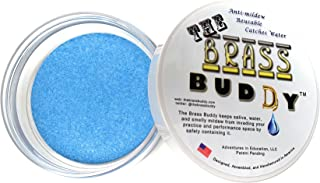 دوستان برنجی - بهترین رفیق برای تخلیه لوازم جانبی ابزار برنجی (آبی) برای شیپور ، شاخ ، ترومبون ، اوفونیوم ، باریتون ، توبا