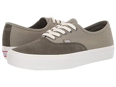 Vans Authentictm Pro (Grape Leaf/Laurel Oak) Skate Shoes