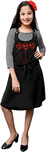 Girls Casual WEAR DANGRI Skirt With TOP