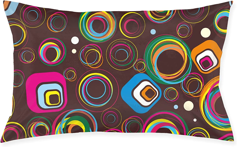 Colored Black Hole Soldering Pillows Pillowcase Sleeping Pillo Bed Rare