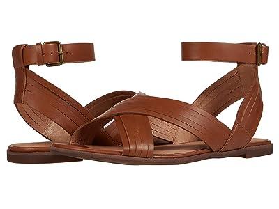Madewell Samira Sandal Leather (English Saddle) Women
