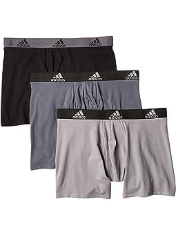 Idear planes Puede ser calculado  Men's adidas Underwear + FREE SHIPPING | Clothing | Zappos.com