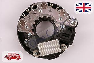 Astra F Combo B, Corsa B Hitachi Alternador regulador rectificador