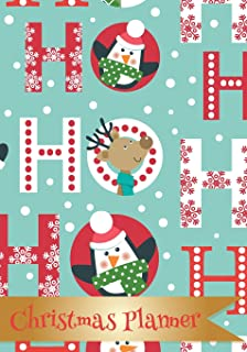 Christmas Planner: Holiday Party Organizer, Shopping Lists, Budgets, Christmas Cards, Meal Planner and Grocery List (Christmas Happy Planner) (Volume 5)