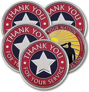 thank you coins