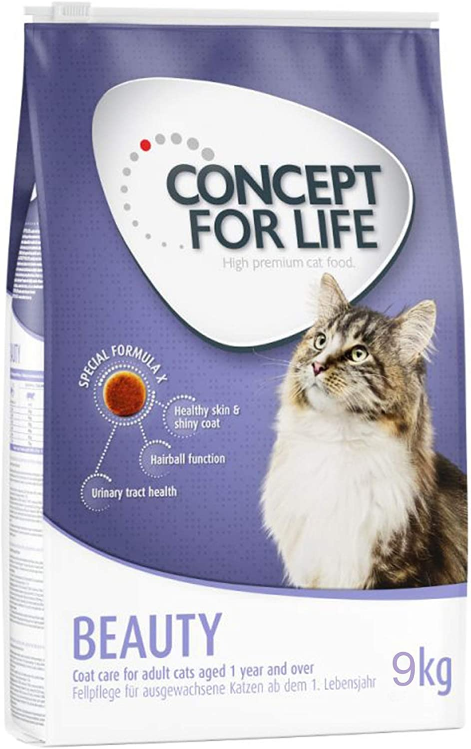 Concept for Life Beauty Adult  9kg