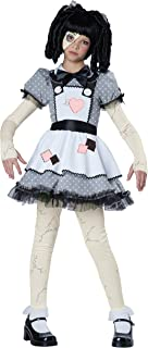 California Costumes Haunted Doll Child Costume, Large