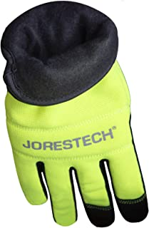 high visibility safety gloves
