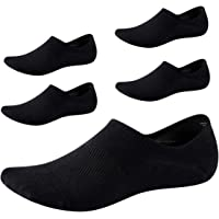 5-Pairs Seesily Men-low Cut No Show Socks