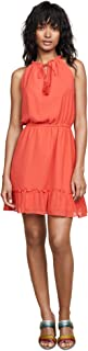 cupcakes and cashmere womens Damien Tassle Detail Fit and Flare Dress Dress