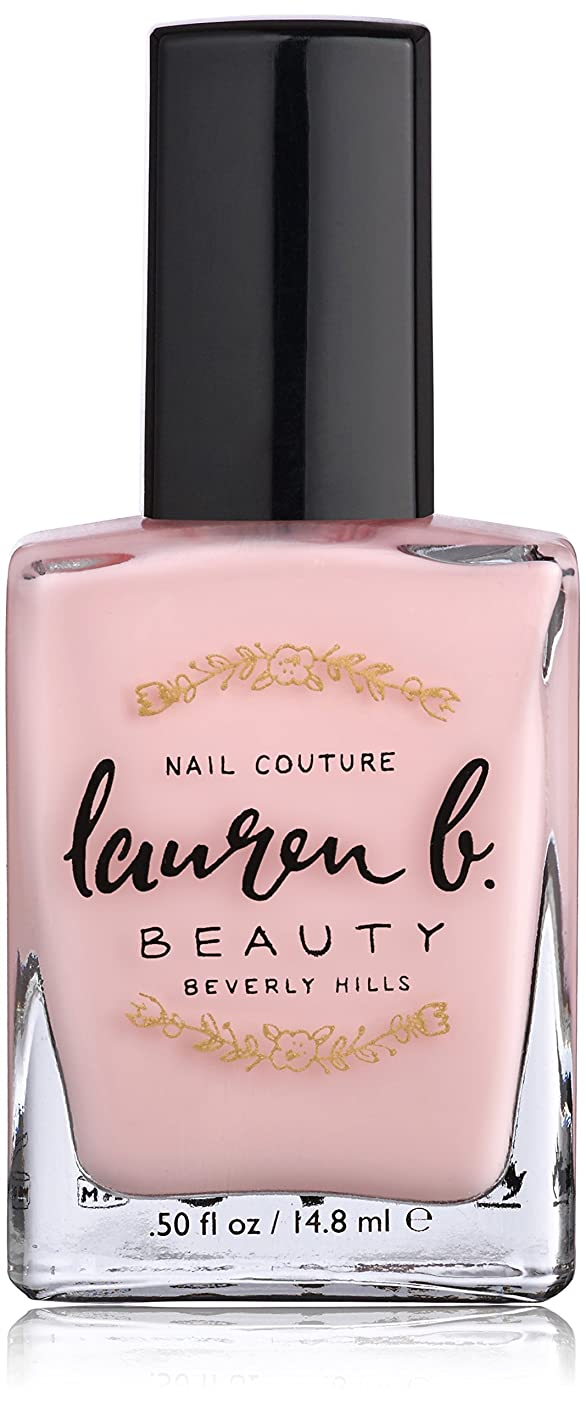 さておきフローティングもう一度Lauren B. Beauty Nail Polish - #City of Angels 14.8ml/0.5oz