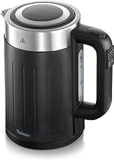 comprar comparacion Hervidor Agua Electrico con Ajuste de Temperatura 50-100ºC - Tetera Electrica Twinzee 1,7 Litros Inalámbrica - Sin BPA - A...
