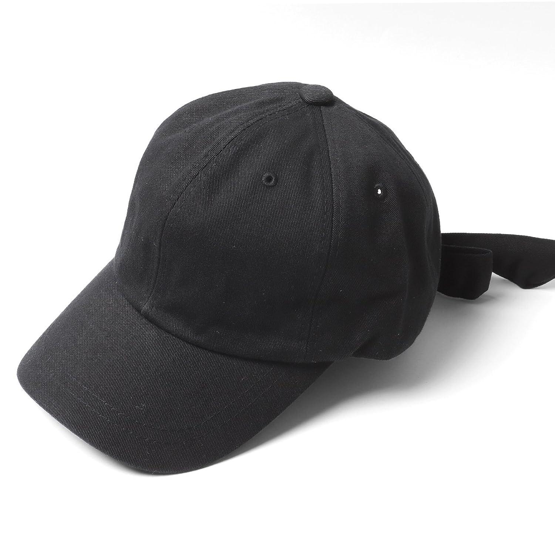 (エムエイチエー) M.H.A.style コットンリボンキャップ 無地 レディース 帽子 cap 21897
