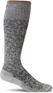 Sockwell Women's Damask Moderate Graduated Compression Socks