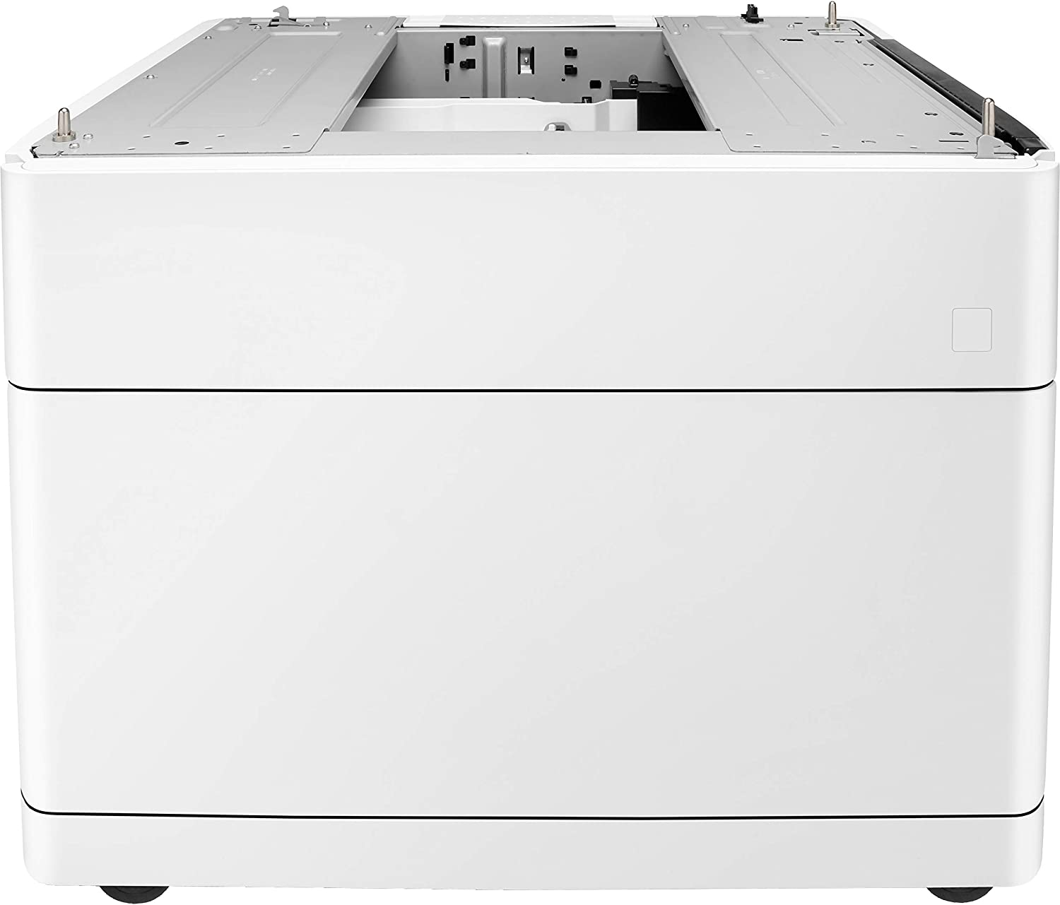 HP W1B50A PageWide 550-sheet Paper Tray Stand Printer Accessory