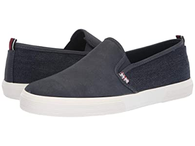Ben Sherman Bradford Slip-On (Navy PU) Men