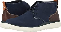 Navy Oiled Nubuck