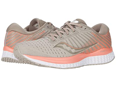 Saucony Guide 13 (Moonrock/Coral) Women