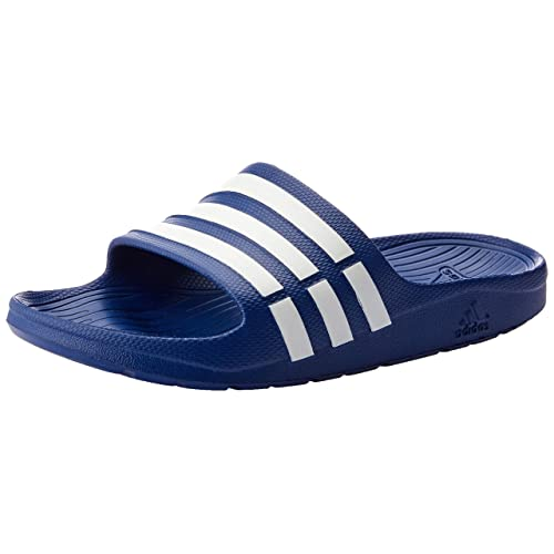8b1a63bc026f adidas Men s Duramo Slide Beach and Pool Shoes