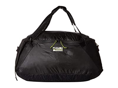 Burton Packable Multipath Duffel 40L (True Black) Duffel Bags