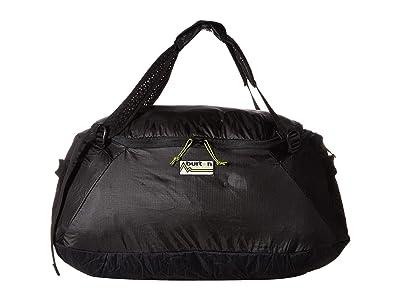 Burton Packable Multipath Duffel 40L (True Black) Duffel Bags