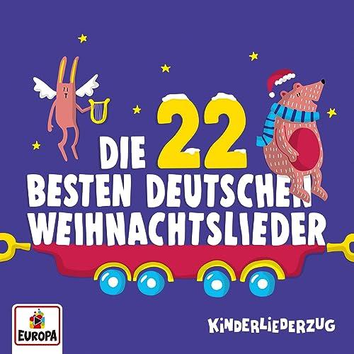 Deutsche Weihnachtslieder Kostenlos Hören.Kinderliederzug Die 22 Besten Deutschen Weihnachtslieder Von Felix