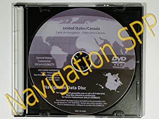 2016 GM North America Navigation DVD Map Update GM p/n: 23286273 9.0C V.2016 and Microfiber Towel