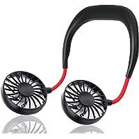 Opolemin Portable USB Battery Rechargeable Mini Fan (Black)