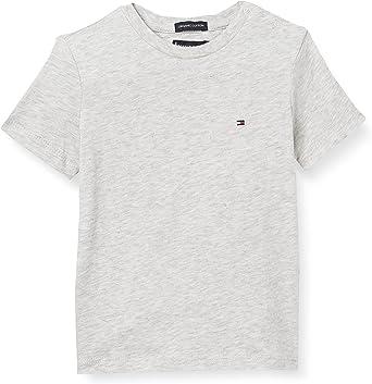 Tommy Hilfiger Essential CTTN tee S/S Camisa para Niños