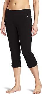 Women's Sleek fit Crop Pant w/Comfort Waistband