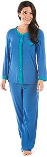 Texere Women's Long Sleeve Pajama Set - Beautiful Sleepwear for Her WB9995