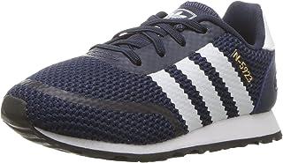 adidas Originals Baby N-5923 EL I Sneaker, Collegiate Navy, FTWR White, Grey Three Fabric, 10K M US Toddler