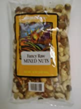Trader Joe's Fancy Raw Mixed Nuts 16 oz.
