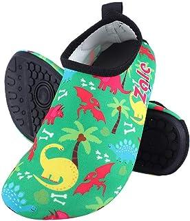 Yuanhua 1 Snorkeling Shoes, 1 Pair Kids Outdoor Footwear Beach Shoes Fishing Shoes for Diving Swim Surf Aqua Walking Beach Yoga