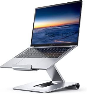 Lamicall Support Ordinateurs Portable, Support Réglable - Pliable Universel Support Ergonomique pour 2020 MacBook Air, Mac...