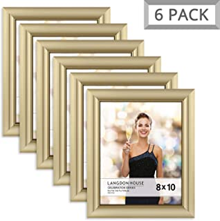 ae34abc01f8 Langdons 8x10 Picture Frame (6 Pack