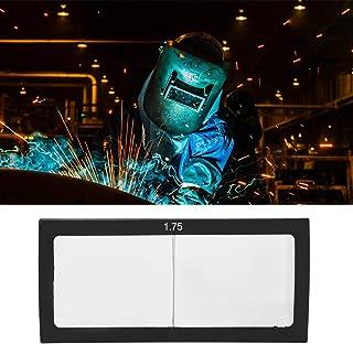 Diopter Welding Magnifier Lens Schweißer Bildschirm Helm Glas  Blendschutz