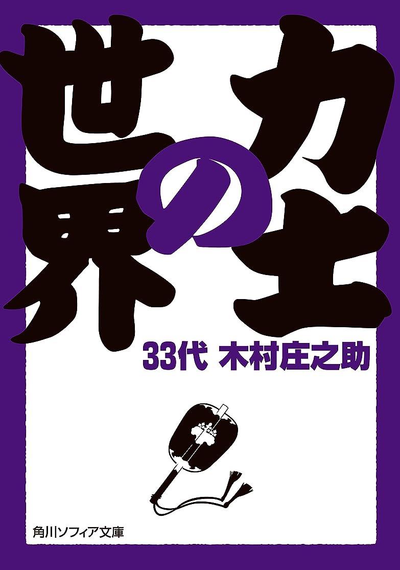 エアコンレール一時的力士の世界 (角川ソフィア文庫)