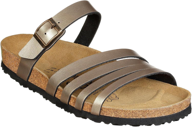 JOE N JOYCE Rome SynSoft Lady′s Sandals Open-Toed shoes