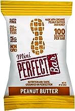 Perfect Foods, Bar Mini Peanut Butter Organic, 0.74 Ounce
