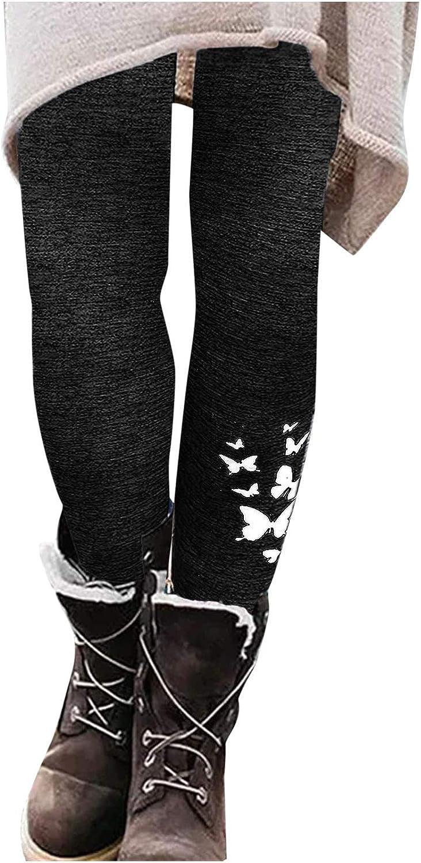 SineMine Women Sport Pants,High Waist Yoga Pants Capris Workout Leggings Non See Through Sports Pants Active Pant Sweatpant