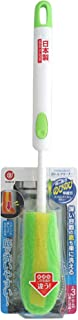 ベストコ ボトル洗い 長さ32~40cm グリーン 大容量も洗える 伸縮式 日本製 MA-891 長さ32~40cm