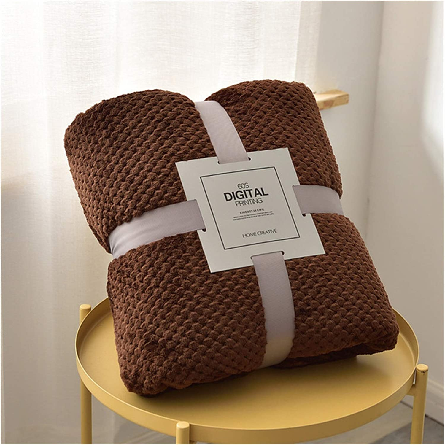 JDJD Home Chicago shopping Mall Textile Polar Microfiber Blanket 200x230 Bed The Cover