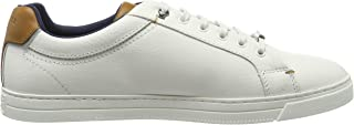 تيد بيكر حذاء سنيكرز للرجال، مقاس 41 EU ، لون ابيض