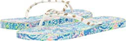 Lilly Pulitzer - Critter Flip-Flop