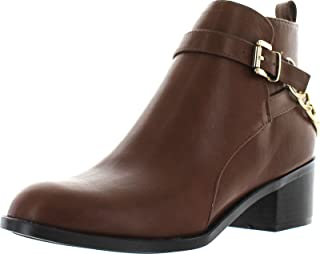 Breckelle's Women's Capital-13 Ankle Hi Bootie W Side Zipper