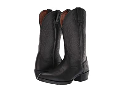 Ariat Uptown Ultra (Black Carbon) Cowboy Boots
