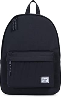 Herschel 10500-00001-OS Classic Unisex Casual Daypacks Backpack - Black