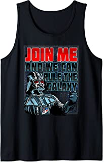 Star Wars Darth Vader Comic Join Me And Rule Débardeur